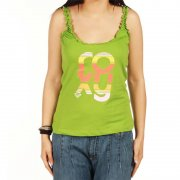 Camiseta Chica Roxy: Bloch In Solid GN