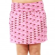 Falda Chica Roxy: Little Pop Solid PK