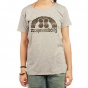 Camiseta Chica Supremebeing: Certified GR