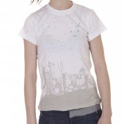 Camiseta Chica Matix: Still Starry Night WH