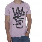 Camiseta Wesc: Overlay Destroyed Colour PK