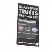 Tuercas Ejes Fingerboard BlackRiver: Trucks Firts Aid Nuts