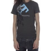 Traditiona Clothing Camiseta Chica Traditiona: Deer GR