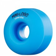 Mini Logo Skateboards Ruedas Mini-Logo Skateboards: C-Cut Blue (53 mm)