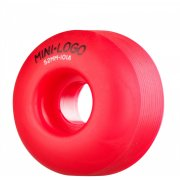 Mini Logo Skateboards Ruedas Mini-Logo Skateboards: C-Cut Red (52 mm)