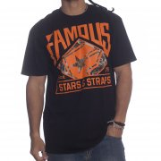 Camiseta Famous Stars and Straps: Deer Hunter BK