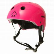 Casco Skate Pro-Tec: The Classic Gloss Punk Pink
