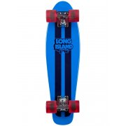 Cruiser Completo Long Island Skateboard: 14A Woody Blue