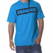 Camiseta Famous Stars and Straps: Squared BL