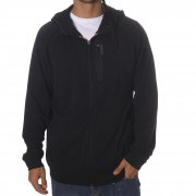 Chaqueta Fox Racing: Flux Zip Front Fleece BK