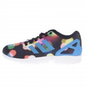 Zapatillas adidas originals: ZX Flux BK/MC