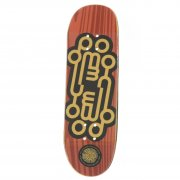 Tabla Fingerboards Yellowood: Logo Orange