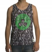 Mitchell & Ness Camiseta de tirantes Mitchell & Ness: NBA Reversible Mesh Tank Boston Celtics GR/WH