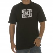 Camiseta Krew: Bracket Static Black BK