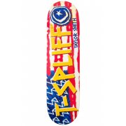Tabla Foundation Skateboards: Smith T-Spliff 8.5