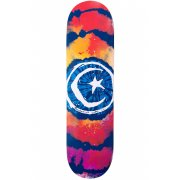 Tabla Foundation Skateboards: Star & Moon Rings 8.25