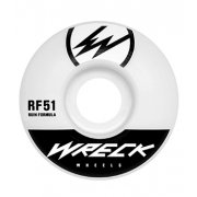 Wreck  Ruedas Wreck: Original Cut White (51 mm)