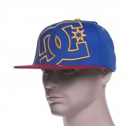 Gorra DC Shoes: Ya Heard PRM BL/RD/YL