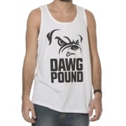 Camiseta sin mangas Majestic: Cleveland Browns Dawg Pound WH