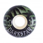 Ruedas Darkstar: Helm Green/White (51 mm)