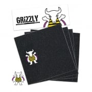 Lija Grizzly: Brandon Biebel Griptape Black