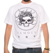 Camiseta Famous Stars And Straps: Onlooker WH