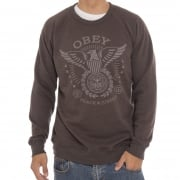 Sudadera Obey: Peace & Justice GR