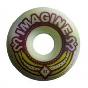 Imagine Skateboards Ruedas Imagine: Torn (51 mm)