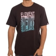 Camiseta Element: Scan SS Off BK