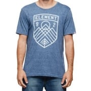 Camiseta Element: Bern SS Midnight BL