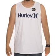 Camiseta sin mangas Hurley: One & Only Push Through Tank WH