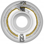 Ruedas Nomad: Snake White (53 mm)