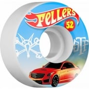 Ruedas Bones: STF Fellers Hot Wheel V3 (52 mm)