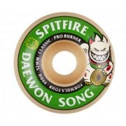 Ruedas Spitfire: F4 99D Daewon Song Burner (52 mm)
