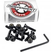 Tornillos Independent: Genuine Parts Allen 7/8 Black