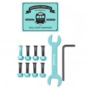 Diamond Supply Co Tornillos Diamond: Hella Tight Hardware Mike Carroll 7/8""