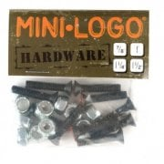 Mini-Logo Skateboards Tornillos Mini-Logo: Hardware Phillips 1""