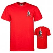 Powell Peralta Camiseta Powell: Skull and Sword RD