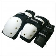 Set Protecciones Industrial: Pad Set 3 in 1 White