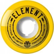 Ruedas Element: Filmer Yellow (54 mm)
