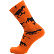 Calcetines Psockadelic: Gnar Orange OR
