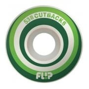 Ruedas Flip: Cutbacks (53 mm)
