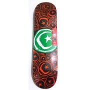 Tabla Foundation Skateboards: S & M Stickered 8.375