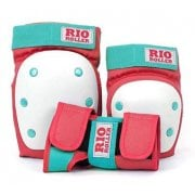 Set Protecciones Rio Roller: Heavy Duty Triple Pad Set PK
