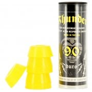 Almohadillas Thunder Trucks: Tube Yellow 90DU
