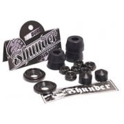 Kit Thunder Trucks: Rebuild Kit Black 100DU