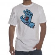 Camiseta Santa Cruz: Screaming Hand WH