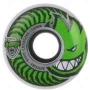 Ruedas Spitfire: Chargers Classics Clear Green 80HD (54mm)