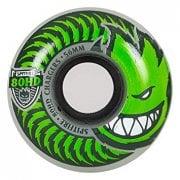 Ruedas Spitfire: Chargers Classics Clear Green 80HD (56mm)