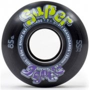 Ruedas Enuff:  Super Softie Black 85A (55 mm)